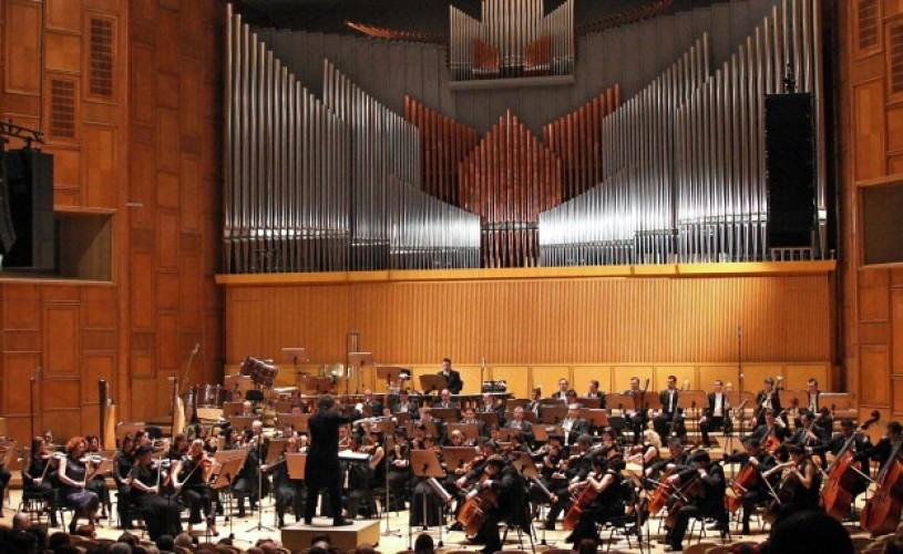 Concertul Regal, în prezenţa Alteţelor Regale, de la Sala Radio, s-a desfăşurat cu sala plină