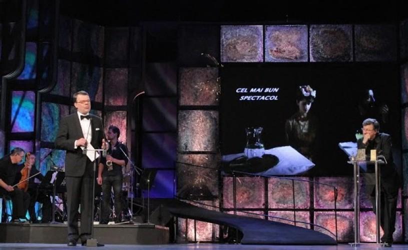 """""""Călătoriile lui Gulliver"""", cel mai bun spectacol la Gala Premiilor UNITER"""
