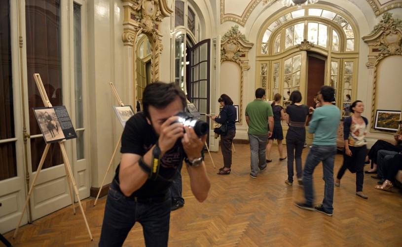 Noaptea Albă a Muzeelor a adus 800 de vizitatori la UGSR