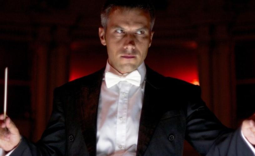 La invitaţia Angelei Gheorghiu, Tiberiu Soare se va afla la pupitrul Orchestrei Filarmonice Regale din Londra