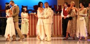 """""""La Iunion, birjar!"""", după 11 schiţe ale lui Caragiale, la Teatrul Regina Maria"""