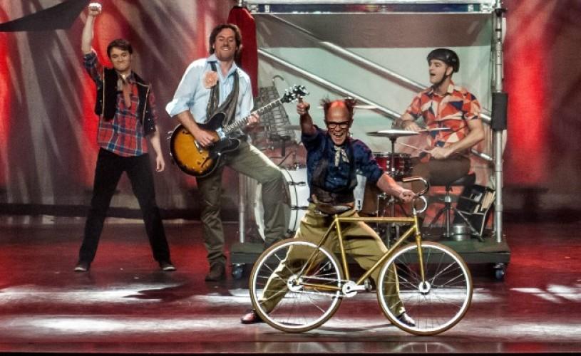 GALERIE FOTO Spectacolele de circ vor anima scena Festivalului Internaţional de Teatru de la Sibiu
