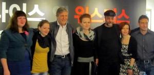 """GALERIE FOTO Spectacolul """"Strigăte şi şoapte"""" al Teatrului Maghiar de Stat din Cluj a fost aclamat de presa coreeană"""