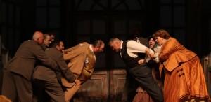 VIDEO Încheiere de stagiune la Teatrul Naţional Bucureşti cu Caragiale în FestCo