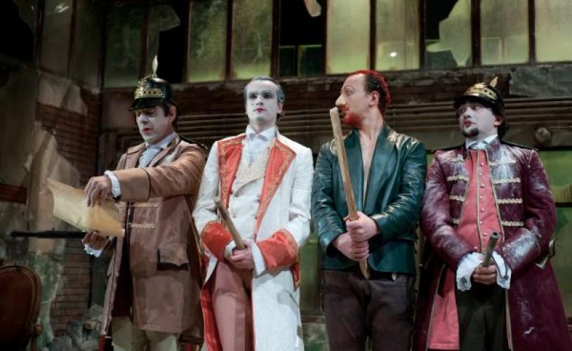 GALERIE FOTO Teatrul Maghiar de Stat organizează două turnee la Giessen şi Avignon