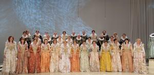VIDEO TVR 2 difuzează concertul susţinut de Corul Madrigal  şi de copiii din proiectul Cantus Mundi
