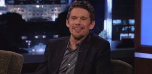 "VIDEO Ethan Hawke revine pe Broadway, în producţia ""Macbeth"""