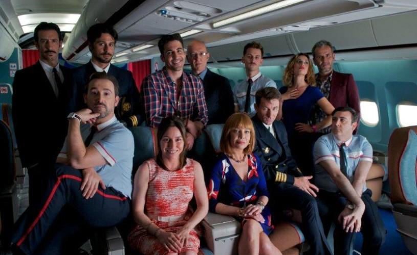 """VIDEO După decolarea de la TIFF Cluj, """"Los amantes pasajeros"""" aterizează în toată ţara"""