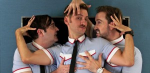 "VIDEO ""Amanţii pasageri"" - un film obraznic şi relaxat"