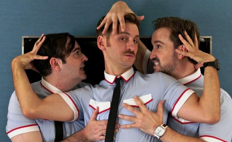 "VIDEO ""Amanţii pasageri"" – un film obraznic şi relaxat"