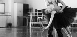 O zi din viaţa unei balerine