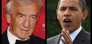 Elie Wiesel va scrie o carte în colaborare cu Barack Obama