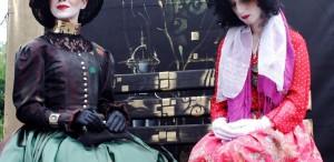 Weekendul statuilor vivante în Bucureşti