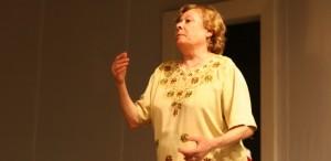 VIDEO A murit actriţa Violeta Popescu