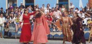 """VIDEO """"Festivalul Catalanilor"""" va ajunge anul viitor la Sighişoara"""