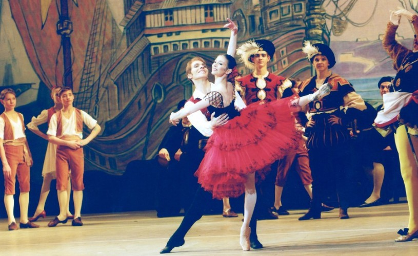 VIDEO Alina Cojocaru va face parte din compania English National Ballet