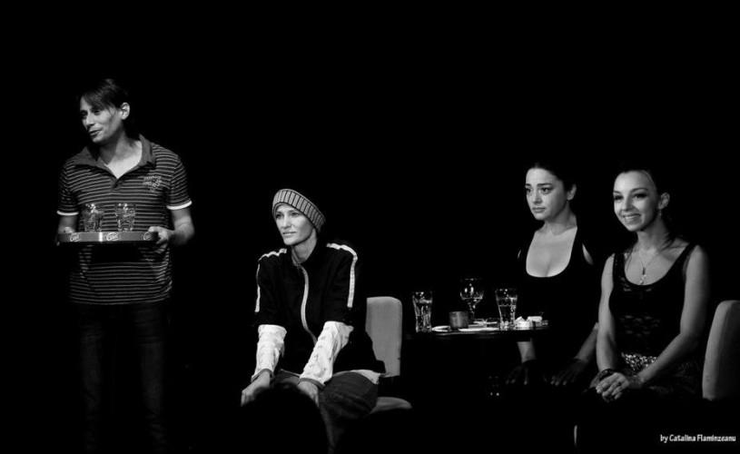"""Câştigă o invitaţie dublă la spectacolul """"Noi 4"""", cu Marius Manole şi Lia Bugnar!"""