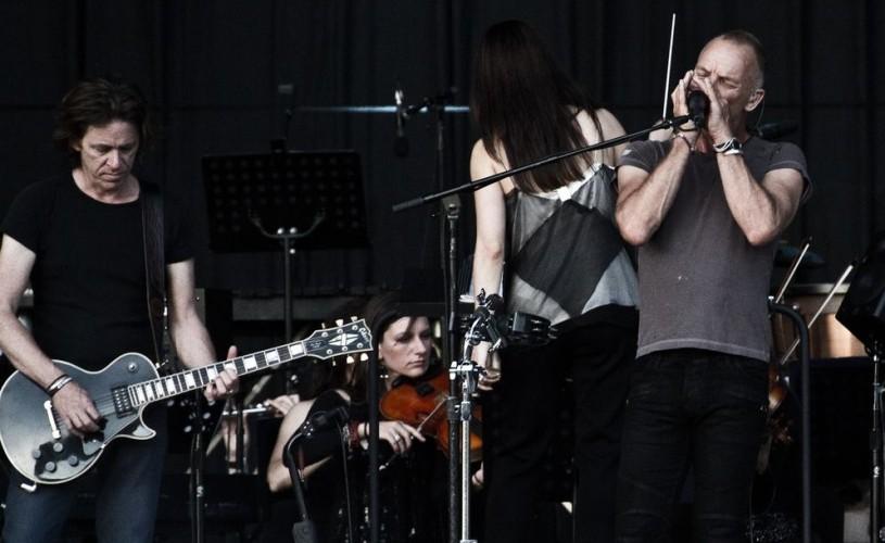 Iron Maiden, Rammstein şi Sting vin în iulie la Bucureşti