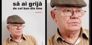 """VIDEO Valentin Uritescu îşi lansează volumul """"Să ai grijă de cel bun din tine"""" la Librăria Humanitas de la Cişmigiu"""