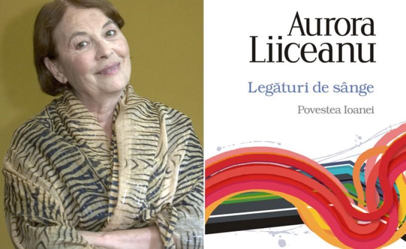 """O nouă carte de Aurora Liiceanu la Polirom: """"Legături de sânge. Povestea Ioanei"""""""