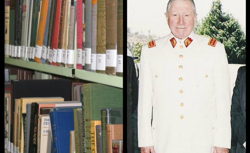 Fostul dictator chilian Augusto Pinochet avea o bibliotecă secretă cu peste 50.000 de volume