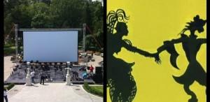 """VIDEO Peste 1000 de oameni la proiecţia """"Aventurile Prinţului Achmed"""", primul lungmetraj de animaţie"""