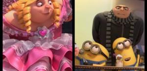 """VIDEO Filmul de animaţie """"Sunt un mic ticălos 2"""", pe primul loc în box office-ul nord-american"""
