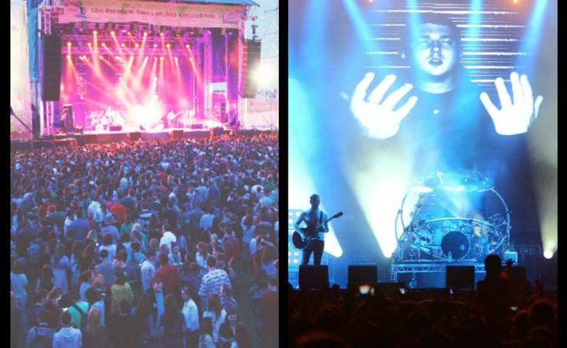 VIDEO MTV a transmis live de la B'estfest Summer Camp 2013, care a adunat 64.000 de spectatori