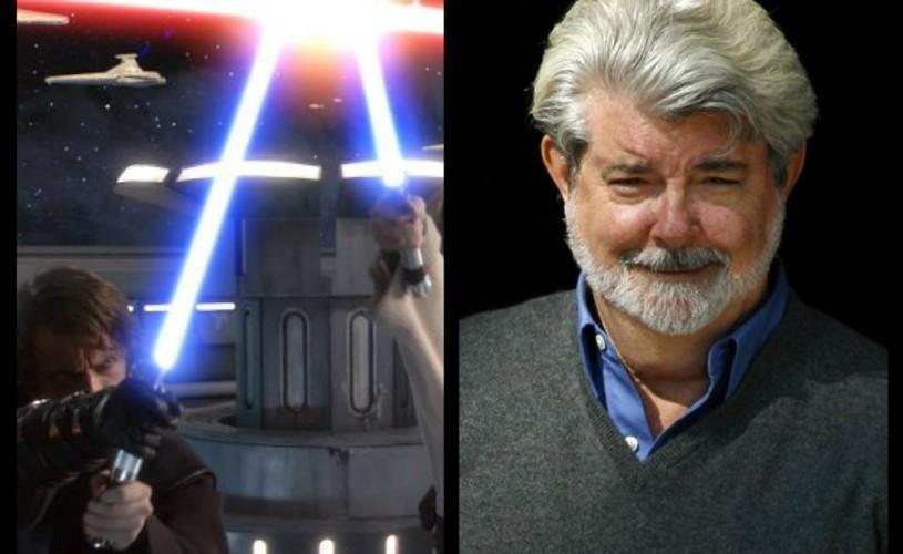 """VIDEO George Lucas, creatorul francizei """"Războiul Stelelor"""", decorat de preşedintele Barack Obama"""