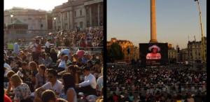 """VIDEO Succes pentru """"La Rondine"""" cu Angela Gheorghiu - proiecţiile live au avut peste 50.000 de spectatori"""