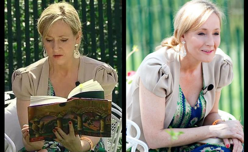 VIDEO J.K. Rowling a scris un roman poliţist folosind un pseudonim