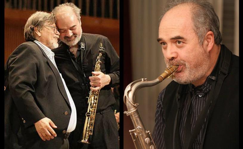 VIDEO Saxofonistul Nicolas Simion participă la Trieste Loves Jazz şi Venice Jazz Festival