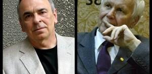 VIDEO Drepturile pentru opera lui Cioran: Liiceanu îl acuză pe Eugen Simion; Simion spune că a fost corect