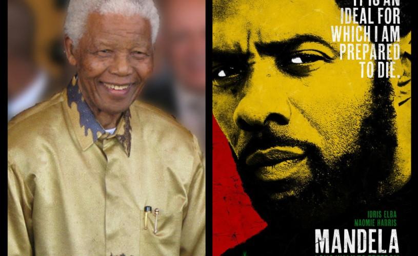 VIDEO Filmul despre viaţa lui Nelson Mandela va avea premiera la Festivalul de la Toronto