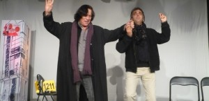 """Avanpremieră la Teatrul Mignon: """"Taxi blues"""" de Ana Maria Bamberger, cu Marius Bodochi şi Dan Tudor"""