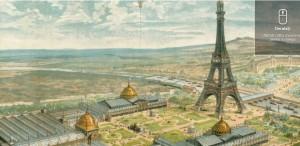 Vizitaţi Turnul Eiffel printr-un singur clic pe Internet!