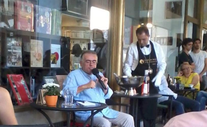 Dan C. Mihailescu  – aniversare cu evenimente surpriză la Librăria Humanitas