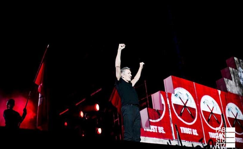 VIDEO Au început pregătirile pentru concertul Roger Waters, cea mai mare producţie muzicală realizată în România