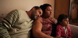 Fragmente din viaţa unei familii de romi