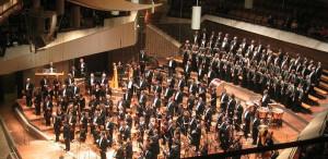 """VIDEO La TVR, Festivalul Internaţional """"George Enescu"""" durează doi ani"""