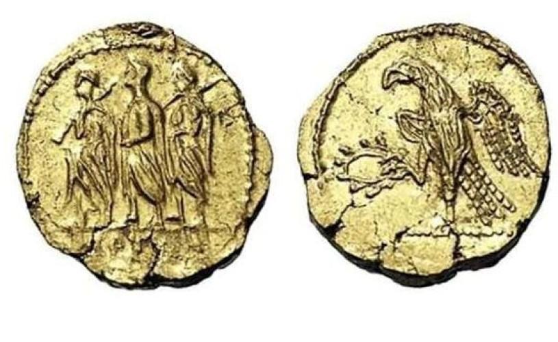 Monedele dacice recuperate din SUA şi Germania vor fi expuse la Muzeul de Istorie din 14 august