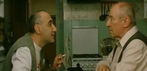 """VIDEO Victor Rebengiuc joacă pe marele ecran de la ICR Berlin în filmul """"Niki Ardelean, colonel în rezervă"""""""