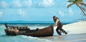 """VIDEO Cum se va numi partea a cincea a seriei """"Piraţii din Caraibe"""""""