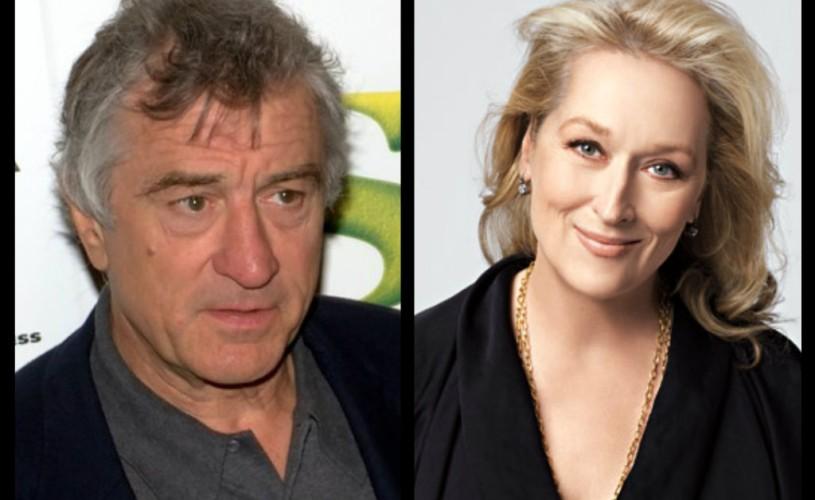 VIDEO Meryl Streep şi Robert De Niro vor juca din nou împreună pe marele ecran, după o pauză de 17 ani