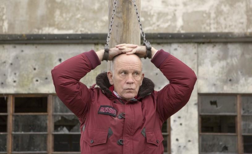 """VIDEO John Malkovich, nominalizat de două ori la Premiile Oscar, pentru prima oară în România, la Festivalul """"George Enescu"""""""