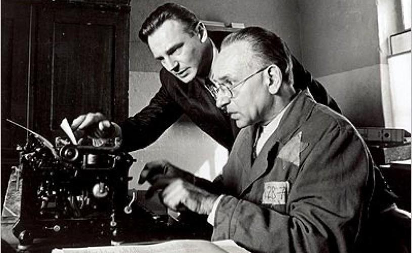 VIDEO Documente care au aparţinut industriaşului Oskar Schindler sunt scoase din nou la licitaţie