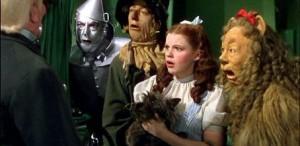 """VIDEO Campanie de 25 milioane dolari pentru marcarea a 75 ani de la lansarea filmului """"Vrăjitorul din Oz"""""""