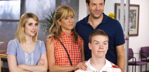 "Câștigă 3 invitații la comedia ""Noi suntem familia Miller"" (""We're the Millers"")!"
