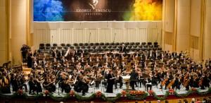 """Festivalul Enescu: Orchestra Filarmonicii """"George Enescu"""" şi Orchestra Academiei """"Santa Cecilia"""""""