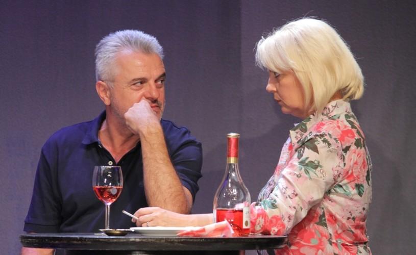 Sex, cu Emilia Popescu, mâine, la Teatrul Metropolis
